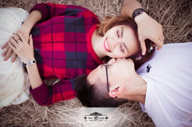 Tiên & Quốc Couple Photoshoot